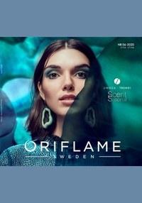 Gazetka promocyjna Oriflame - Uwaga - Trend! Oriflame - ważna do 27-04-2020