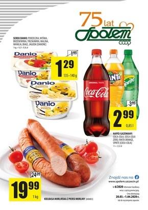 Smaczne posiłki z Społem Szczecin