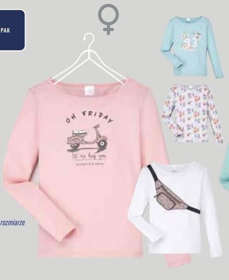 T-shirt dziewczęcy Pocopiano