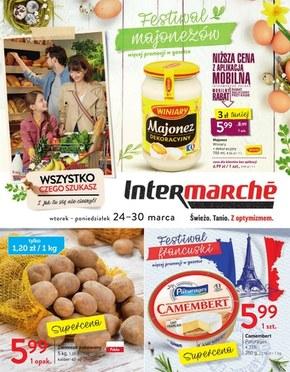 Wszystko czego szukasz znajdziesz w Intermarche