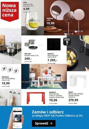 Nowe niższe ceny w Ikea Łódź
