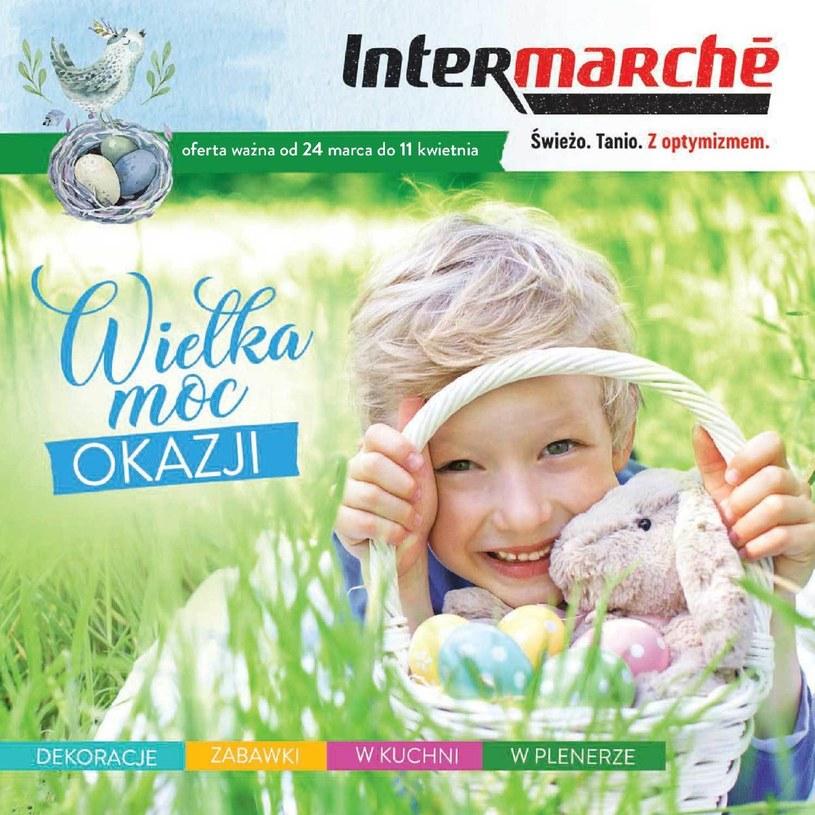 Gazetka promocyjna Intermarche Super - ważna od 24. 03. 2020 do 11. 04. 2020