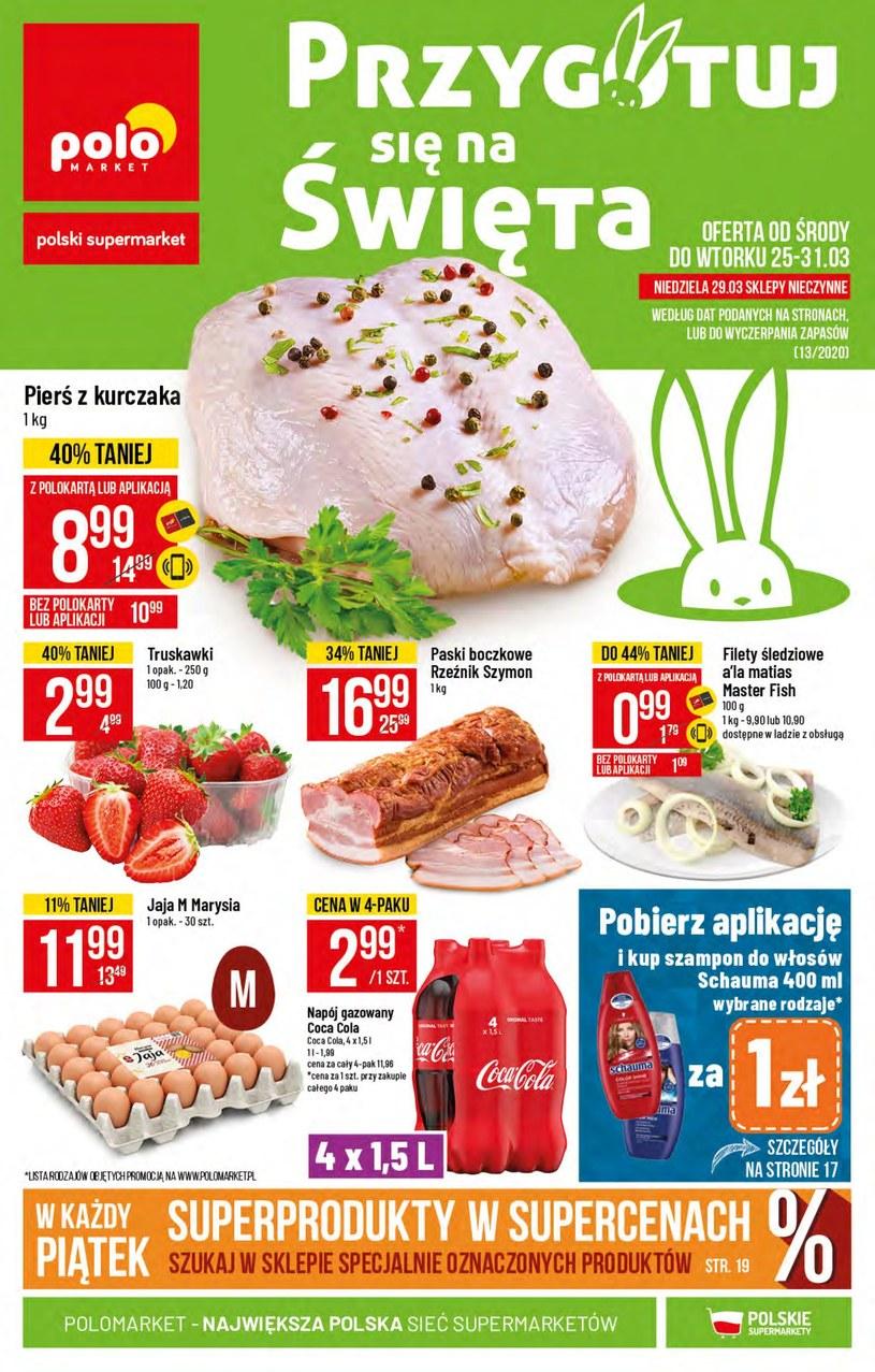 Gazetka promocyjna POLOmarket - ważna od 25. 03. 2020 do 31. 03. 2020
