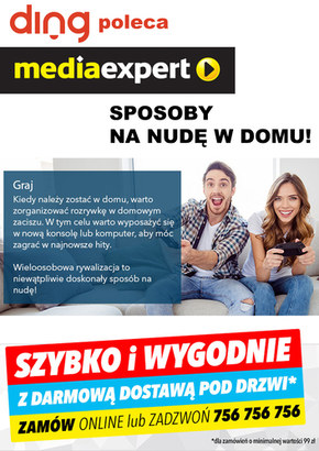Najnowsza oferta Media Expert!