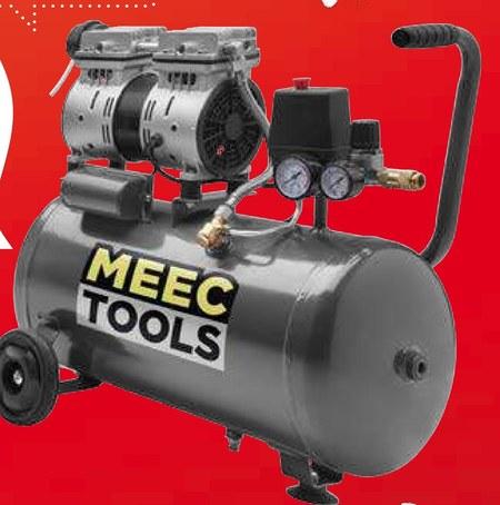Kompresor Meec Tools