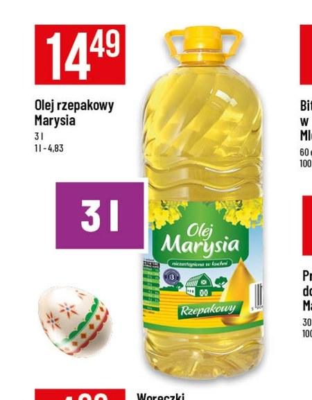 Olej Marysia