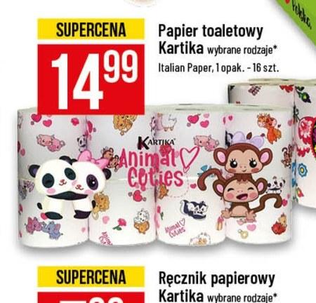 Papier toaletowy Kartika