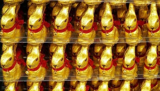 Promocje Zając czekoladowy