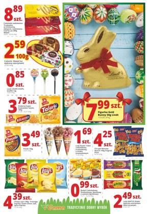 Promocje Wielkanocne w sklepach Gama