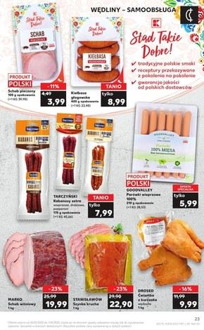 Prawdziwie niskie ceny w Kauflandzie