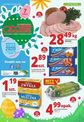 Wielkanocne promocje w PSS Częstochowa