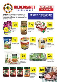 Gazetka promocyjna Hildebrandt - Promocje w sklepach Hildebrandt - ważna do 13-04-2020