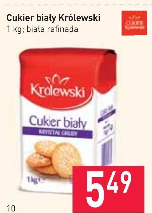 Cukier Królewski niska cena