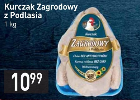 Kurczak Zagrodowy