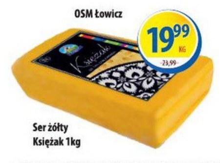 Ser żółty OSM Łowicz