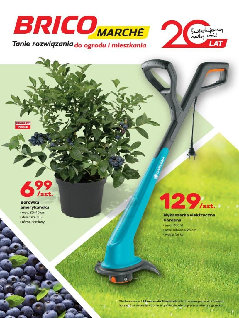 Gazetka promocyjna Bricomarche - ważna od 26. 03. 2020 do 05. 04. 2020