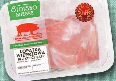 Łopatka wieprzowa Stoisko Mięsne