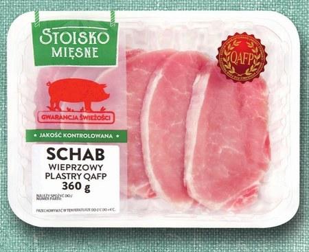 Schab wieprzowy Stoisko Mięsne