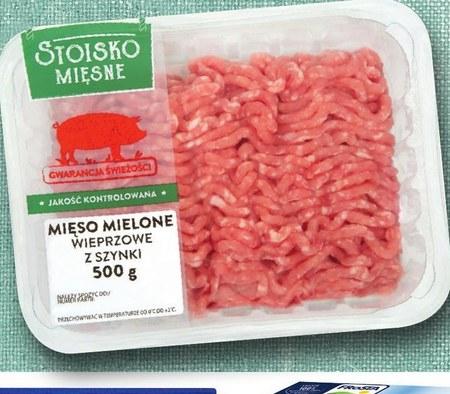 Mięso mielone Stoisko Mięsne
