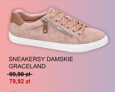 Sneakersy damskie Graceland