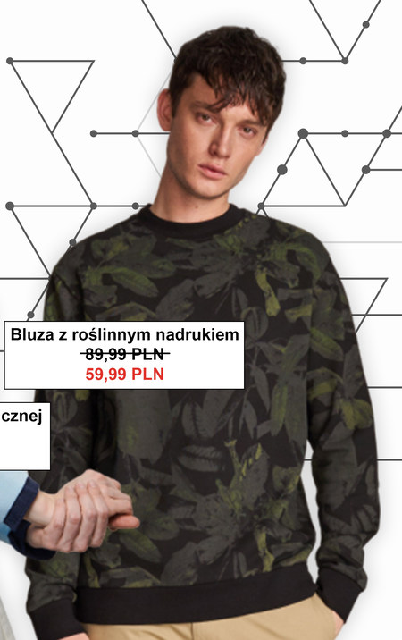 Bluza męska Reserved