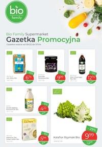 Gazetka promocyjna Bio Family - Gazetka Promocyjna Bio Family - ważna do 07-04-2020
