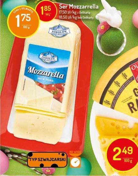 Mozzarella Sokołów