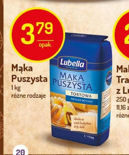 Mąka tortowa Lubella