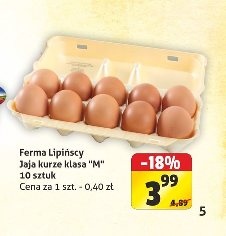 Jajka Ferma Lipińscy