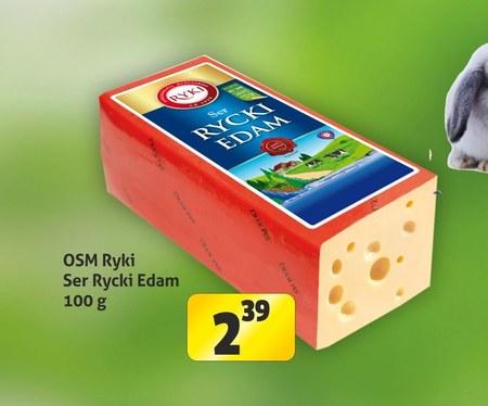 Ser żółty OSM Ryki