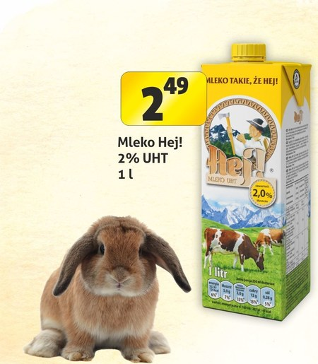 Mleko Mleko Hej!