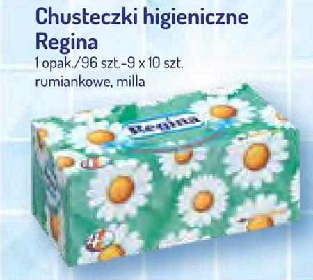 Chusteczki higieniczne Regina