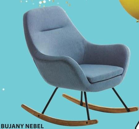 Fotel bujany Jysk