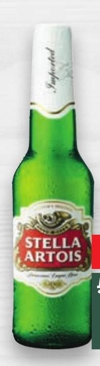 Piwo Stella Artois niska cena