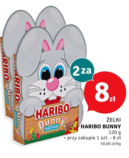 Żelki Haribo