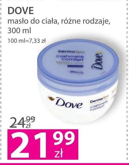 Masło do ciała Dove