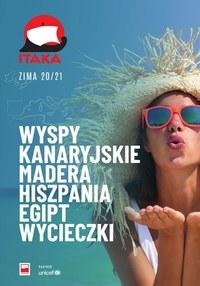 Gazetka promocyjna Itaka - Zima 20/21 z Itaką - Blisko i ciepło - ważna do 28-02-2021