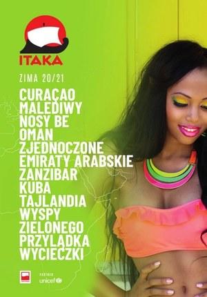 Gazetka promocyjna Itaka - Zima 20/21 z Itaką - Egzotyka