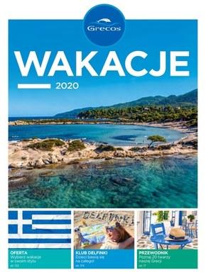 Lato 2020 w Grecji z Grecos
