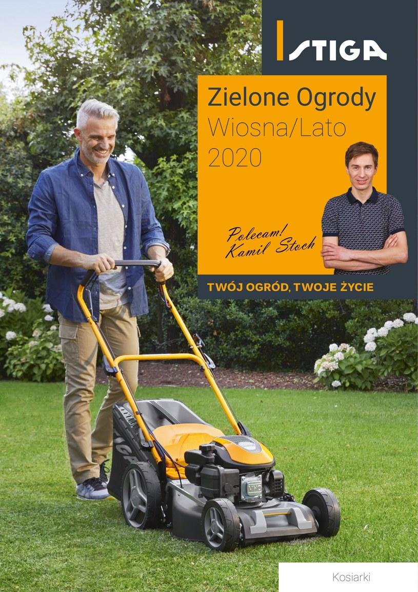 Gazetka promocyjna Stiga - ważna od 27. 03. 2020 do 31. 08. 2020