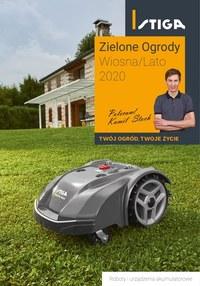 Gazetka promocyjna Stiga - Roboty koszące Stiga
