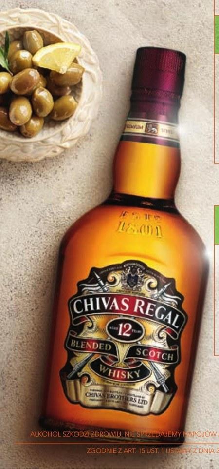Whiskey Chivas Regal
