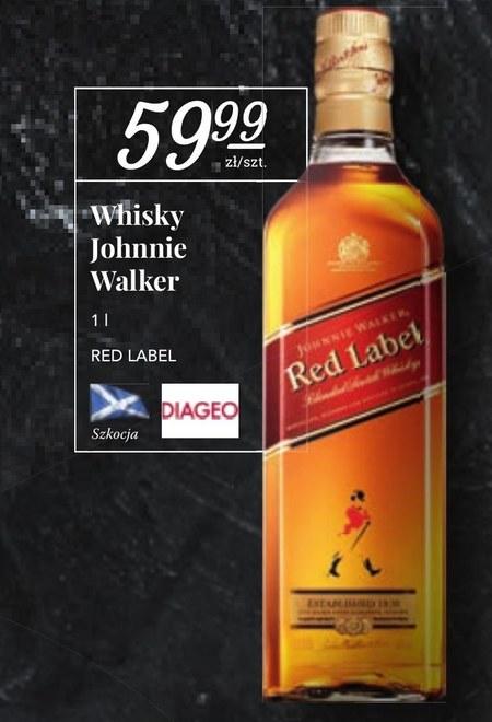 Whiskey Johnnie Walker