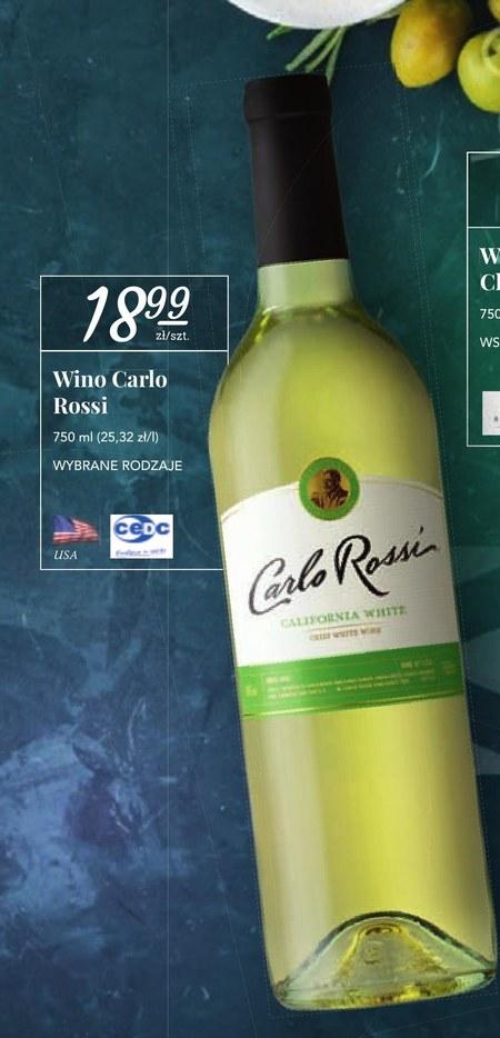 Wino Carlo Rossi