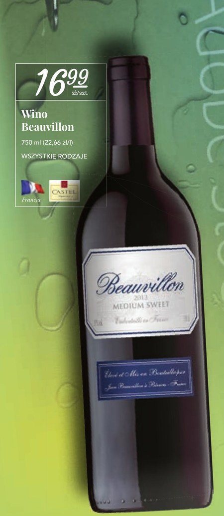 Wino Beauvillon