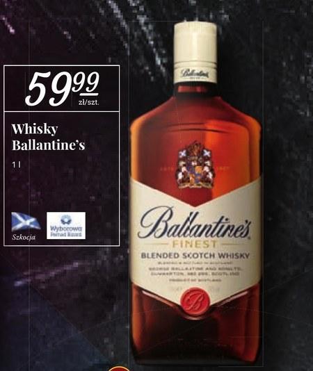 Whiskey Ballantines