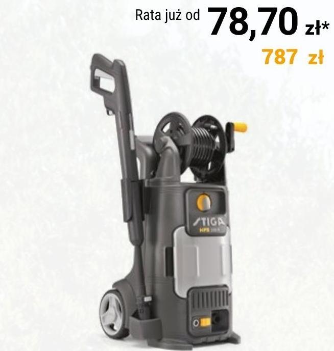 Myjka ciśnieniowa HPS 235 R Stiga niska cena