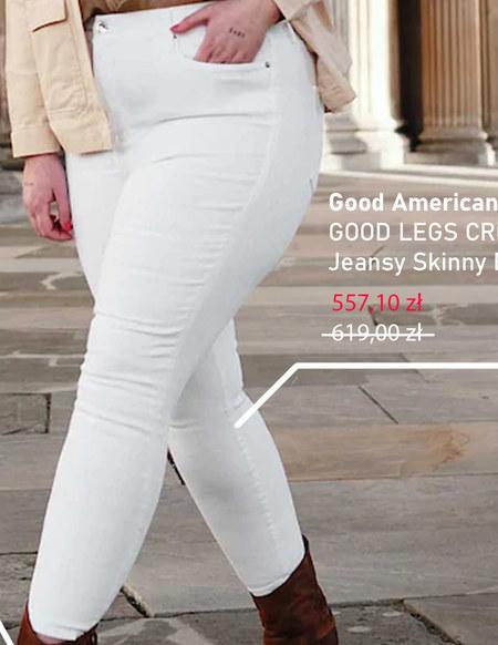 Jeansy damskie Good American
