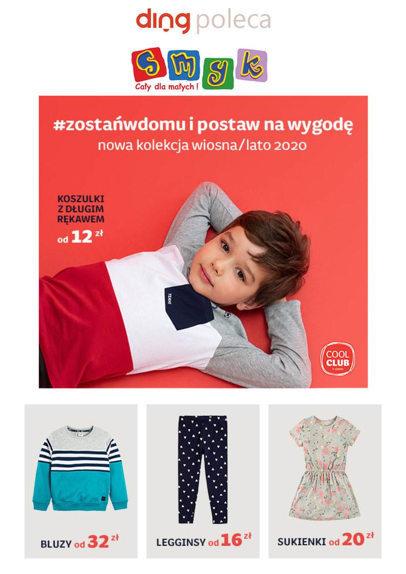 Gazetka promocyjna Smyk - ważna od 27. 03. 2020 do 12. 04. 2020
