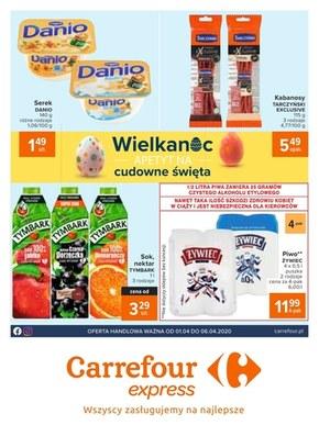 Apetyt na cudowne święta - Carrefour Express